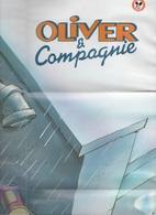 AFFICHE / POSTER OLIVER & COMPAGNIE - WALT DISNEY - MICKEY CLUB DU LIVRE - Posters