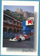 GP MONACO 1984 - FORMULE 1 -  Ayrton Senna McLaren MP4/7A - Grand Prix / F1