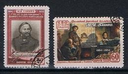 Rusland Y/T 1706 / 1707 (0) - 1923-1991 URSS