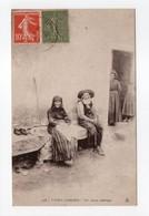 - CPA TYPES CORSES - Un Vieux Ménage - N° 168 - - Corse