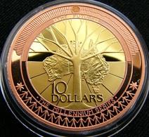 Australia $ 10 2001 MILLENNIUM  Future - Australia