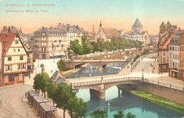 CPA - France - (67) Bas Rhin - Strasbourg - Quai Saint Jean - Strasbourg