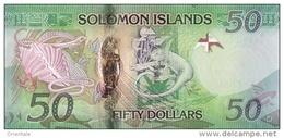 SOLOMON ISLANDS P. 35 50 D 2013 UNC - Salomonseilanden