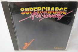 """CD """"Supercharge - Albie Donnelly"""" Full Power - Rock"""