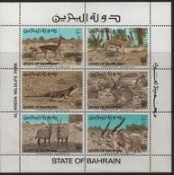 Bahrain - 1982 Al-Areen Wildlife Park/Vie Sauvage Parc National Al-Areen (Animals/Animaux) ** - Bahrain (1965-...)