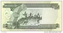 SOLOMON ISLANDS P. 18 2 D 1997 UNC - Solomon Islands