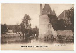 61 Orne - Chailloué Manoir Ed Boiffin Argentan - Otros Municipios