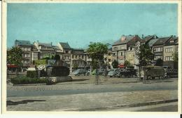 Bastogne -- Place Général Mac. Auliffe.    (2 Scans) - Bastogne