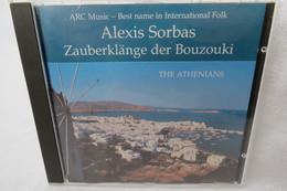 "CD ""Alexis Sorbas"" Zauberklänge Der Bouzouki, The Athenians - Music & Instruments"