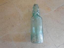 Bouteille à Bille Perrier Sanary Verrerie Centrale Nîmes - Other Bottles