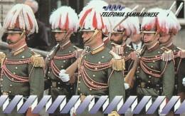 SCHEDA TELEFONICA REPUBBLICA SANMARINO NUOVA - San Marino