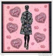 France  Bloc Feuillet Neuf Luxe ** 2005 N° 80 Timbre 3747 Saint Valentin Coeur Cacharel Lot Vendu Sous Faciale - Bloc De Notas & Hojas