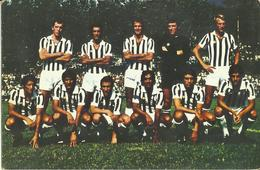 Football -- Juventus  -  (Italie)     (2 Scans) - Soccer