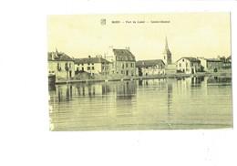 Cpm REPRODUCTION - 21 - Côte D'Or - DIJON - Port Du Canal - Sainte-Chantal - A. RASSE Bois Et Charbons - Andere Gemeenten