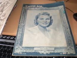 Hungary Magyar Nok Lapja Women's Newspapers - Bücher, Zeitschriften, Comics