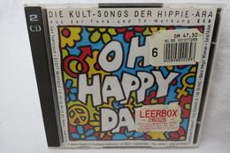 """2 CDs """"Die Kult-Songs Aus Der Hippie-Ära"""" Div. Interpreten - Disco & Pop"""