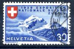1939 SVIZZERA N.322 USATO - Svizzera