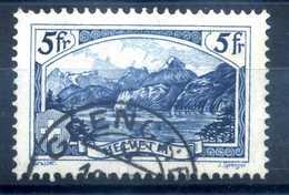 1914 SVIZZERA N.143 USATO - Svizzera
