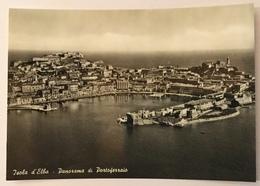 ISOLA D'ELBA - PANORAMA DA PORTOFERRAIO NV FG - Livorno
