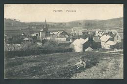 FAIRON. ( Comblain)  Panorama Du Village. Petite Fille à L'avant Plan. Voyagée. - Hamoir