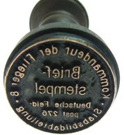 Stempel Briefstempel - 1939-45