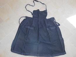 Tablier - Tablier De Cuisine Ancien - - Vintage Clothes & Linen