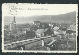 COMBLAIN -FAIRON. Le Village Vu De La Nouvelle Route. 2 Scans. - Hamoir