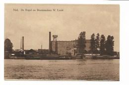 Niel - De Rupel En Bloemmolens W. Lenie.. - Niel