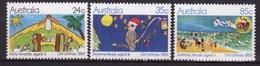 Australia 1983 Set Of Stamps To Celebrate Christmas. - 1980-89 Elizabeth II