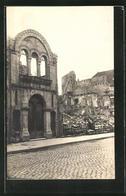 Photo-CPA Luneville, Ruine Der Synagogue - Luneville
