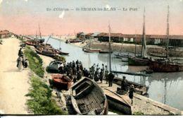 N°65412 -cpa Saint Trojan Les Bains -le Port- - Ile D'Oléron