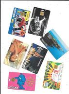 10918 - Lot De TELECARTES - Phonecards