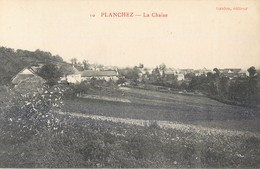 PLANCHEZ LA CHAISE 58 - Francia