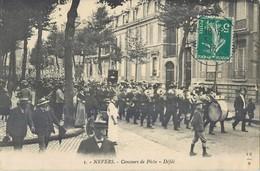 NEVERS CONCOURS DE PECHE DEFILE 58 - Nevers