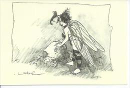 060 - FEE N° 7  - Déssin: LOISEL ( Tirage 2000 Examplaire ) - Illustratori & Fotografie
