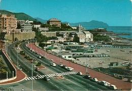 Genova (Liguria) San Giuliano, Corso Italia, Italia Avenue, Italia Allee - Genova (Genoa)