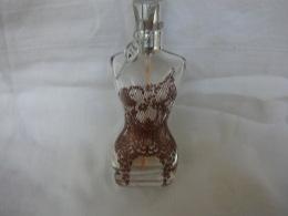 """GAULTIER :  COLLECTOR  CORSET RESILLE  """" VAPO  20  ML  """" VIDE  LIRE ET VOIR !! - Miniatures Womens' Fragrances (without Box)"""
