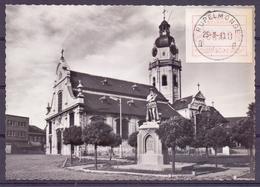 Rupelmonde - O.L.Vrouwkerk ( 1758 ) - Echte Foto - Kruibeke