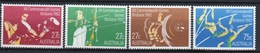 Australia 1982 Set Of Stamps To Celebrate Commonwealth Games. - 1980-89 Elizabeth II