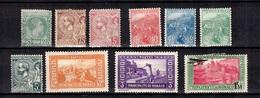 Monaco Belle Petite Collection De 10 Bonnes Valeurs 1885/1930. B/TB. A Saisir! - Monaco