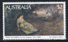 Australia 1981 Set Of Stamps To Celebrate Paintings. - 1980-89 Elizabeth II