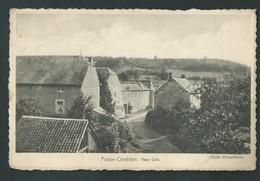 FAIRON -COMBLAIN. (Hamoir) Vieux Coin. Voyagée.  Recto/verso. - Hamoir