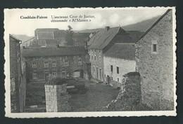 COMBLAIN-Fairon. (Hamoir) Ancienne Cour De Justice. Voyagée.  Recto/verso. - Hamoir