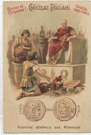 CHROMOS IMAGES     CHOCOLAT POULAIN - Old Paper