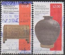 MEXIQUE   __3028B/3028D__OBL VOIR SCAN - Messico