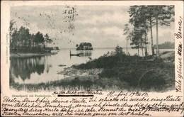 ! Alte Ansichtskarte Punkaharju, Finnland, Finland, 1900 - Finland