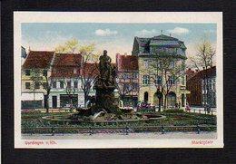 Allemagne / Uerdingen A. Rhein / Marktplatz - Allemagne