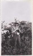 Photo Militaire 152 E B.I  MUTZIG Transmission T.s.f Télégraphistes Radio Téléphone - Matériel