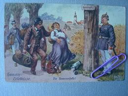 ARTUR THIELE : Die Hamsterfalle ! In 1919 - Thiele, Arthur