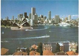 NON VIAGGIATA - Sydney